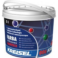 Силиконовая фасадная водно-дисперсионная краска FARBA NANOTECH 006 Kreisel